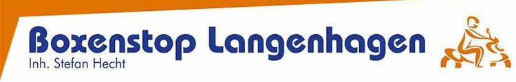 Boxenstop Langenhagen - Logo