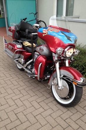 Harley-Davidson Electra